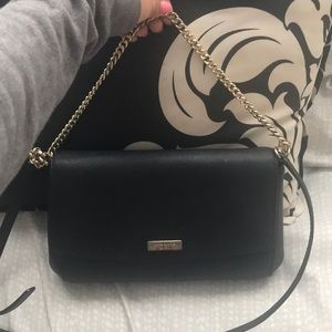 Kate spade crossbody bag/chain clutch bag